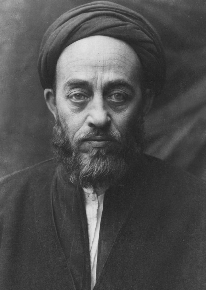 Muhammad_Husayn_Tabataba'i_-_1940s